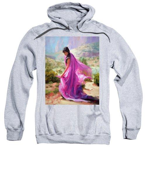 Magenta In Zion Sweatshirt