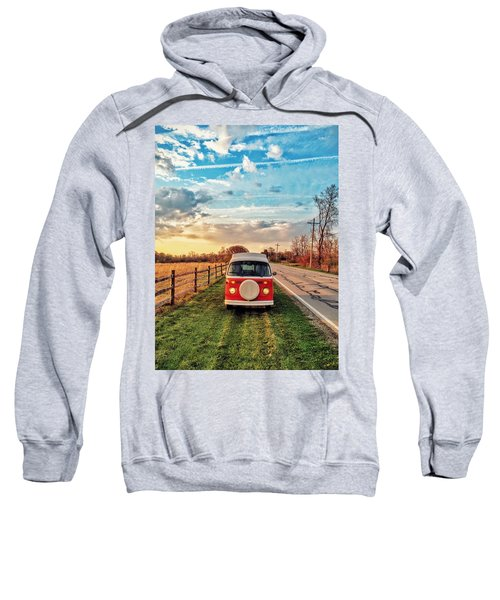Magic Hour Magic Bus Sweatshirt