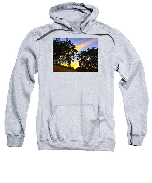 Magic Hour Sunset Sweatshirt