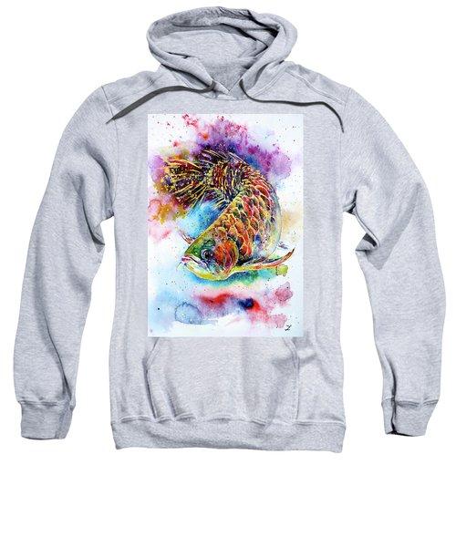 Magic Of Arowana Sweatshirt