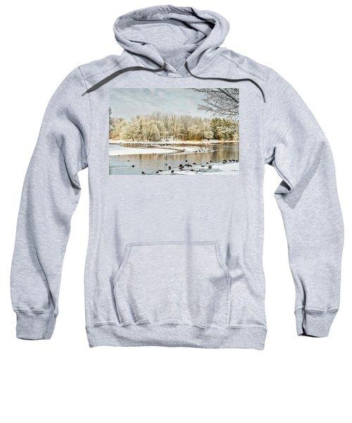Magic Of Winter Sweatshirt