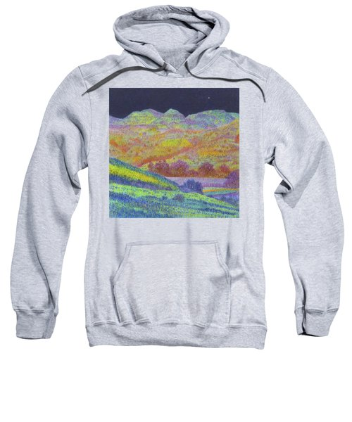 Magical Midnight Grasslands Sweatshirt