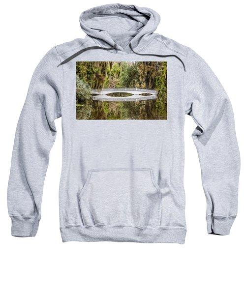 Magnolia Plantation Gardens Bridge Sweatshirt