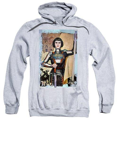 Maid Of Orleans Sweatshirt