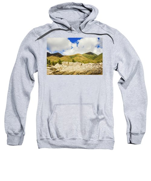 Majestic Rugged Australia Landscape  Sweatshirt