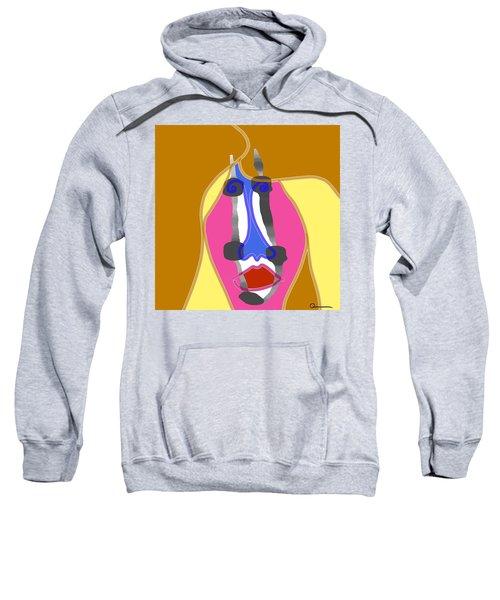 Makeup 2 Sweatshirt