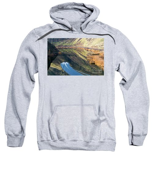 Making A Wake Sweatshirt
