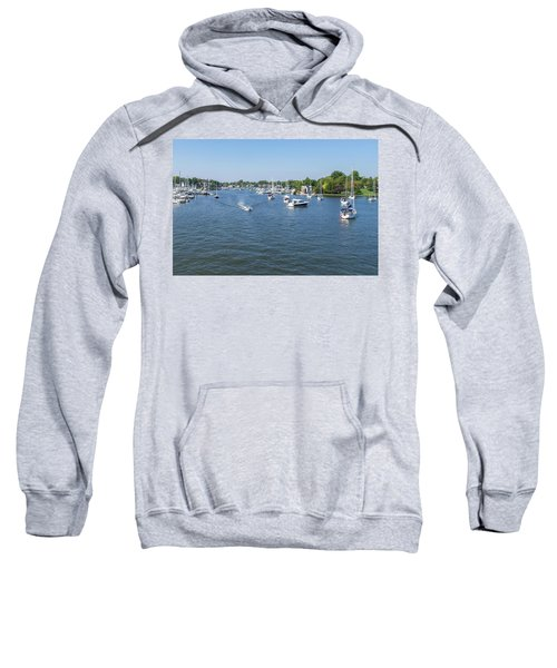 Making Way Down Spa Creek Sweatshirt