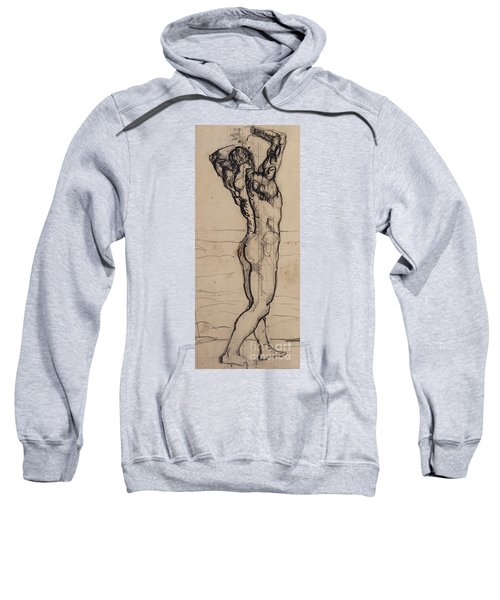 Male Act   Study For The Truth Sweatshirt