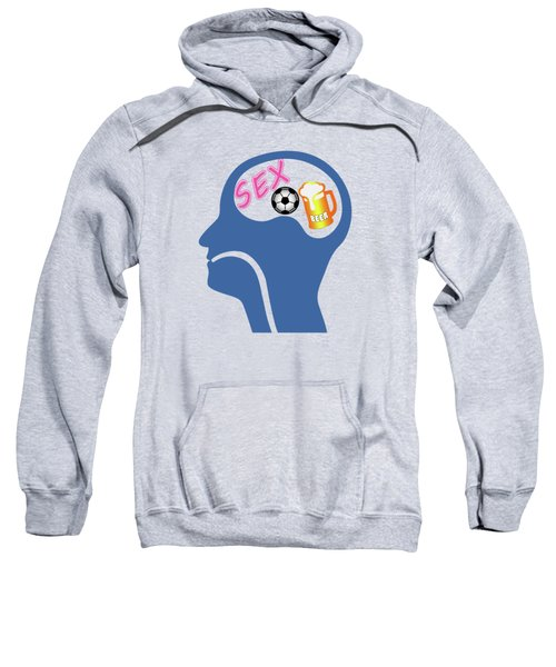 Male Psyche Sweatshirt