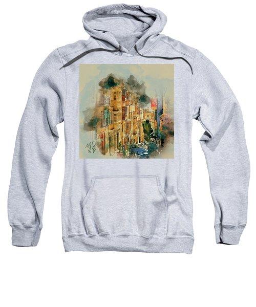 Maltese Street Sweatshirt