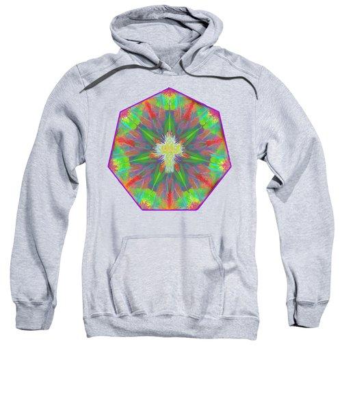 Mandala 1 1 2016 Sweatshirt