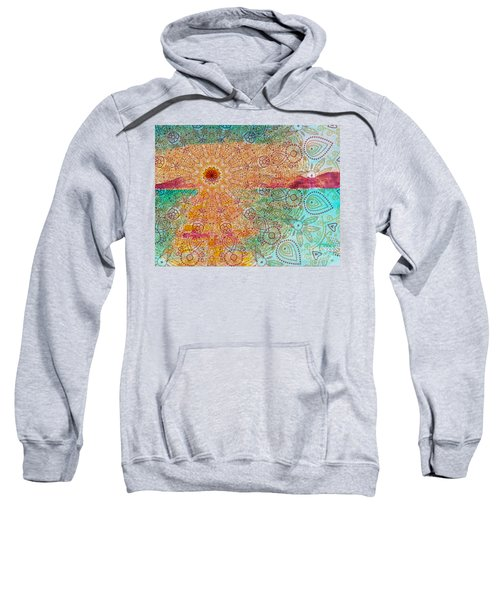 Mandala Sets Over The Dunes Sweatshirt