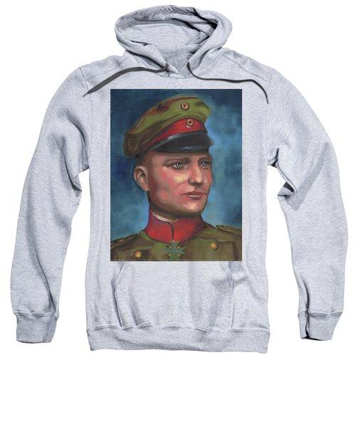 Manfred Von Richthofen The Red Baron Sweatshirt