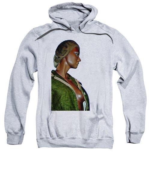 10003 Mannequin Series 1 #6 Sweatshirt