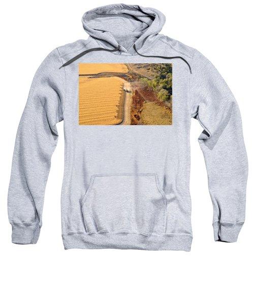 Many Acres To Harvest Sweatshirt