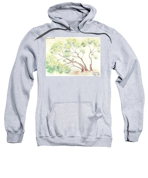Manzanita Tree Sweatshirt