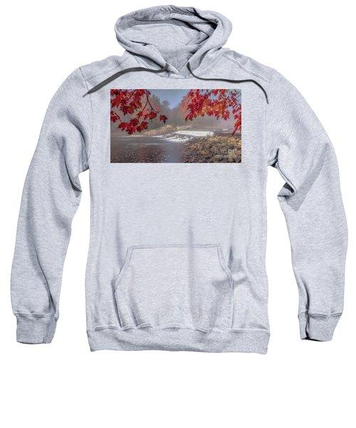 Maple Leaf Frame Ws Sweatshirt