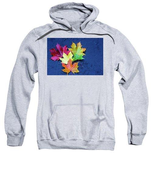 Maple Leaves Sweatshirt