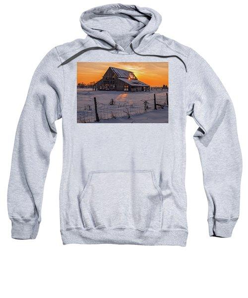 Mapleton Barn Sweatshirt