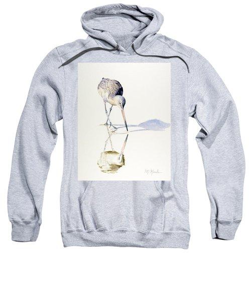 Marbled Godwit Times Three Sweatshirt
