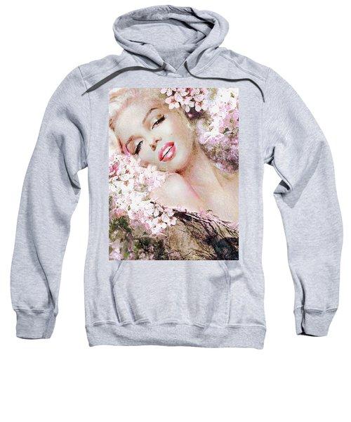 Marilyn Cherry Blossom B Sweatshirt