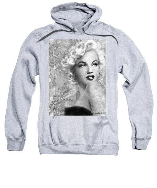 Marilyn Danella Ice Bw Sweatshirt