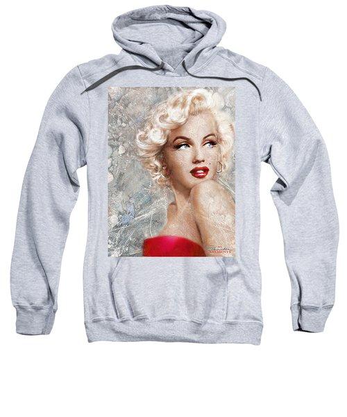 Marilyn Danella Ice Sweatshirt