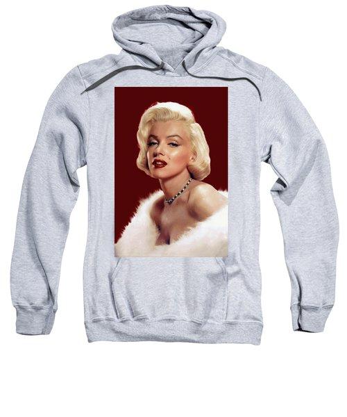 Marilyn Monroe 8 Sweatshirt