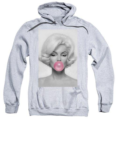 Marilyn Monroe Art Sweatshirt