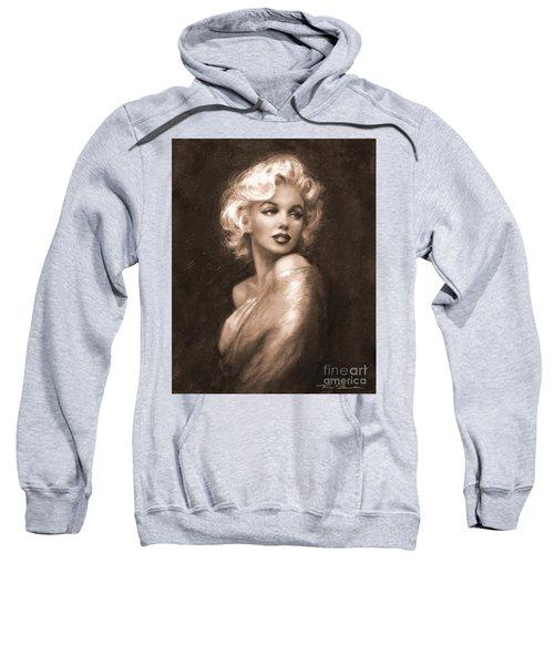 Marilyn Ww Sepia Sweatshirt