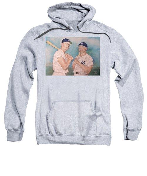 Maris And Mantle Sweatshirt