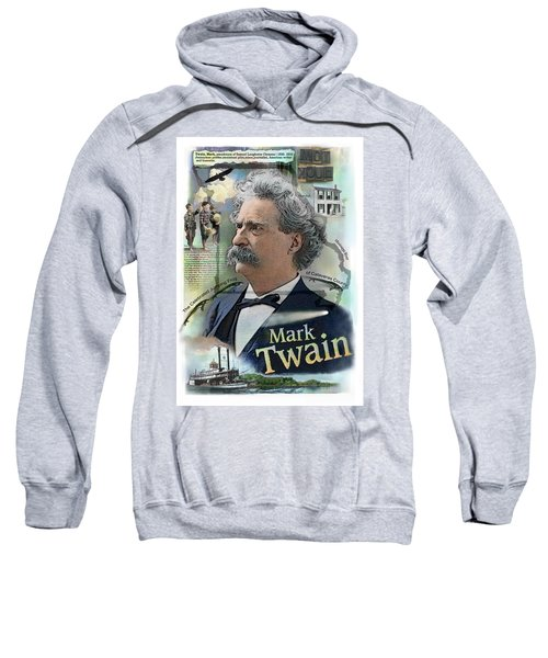 Mark Twain Sweatshirt
