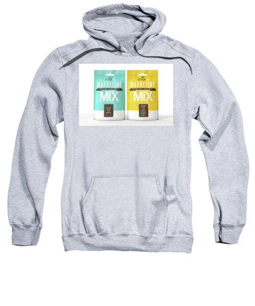 Marketing Mix 4 And 7 P's Sweatshirt