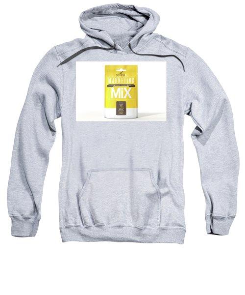 Marketing Mix 7 P's Sweatshirt