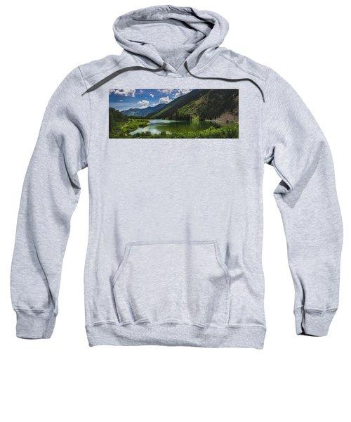 Maroon Lake Panorama Sweatshirt