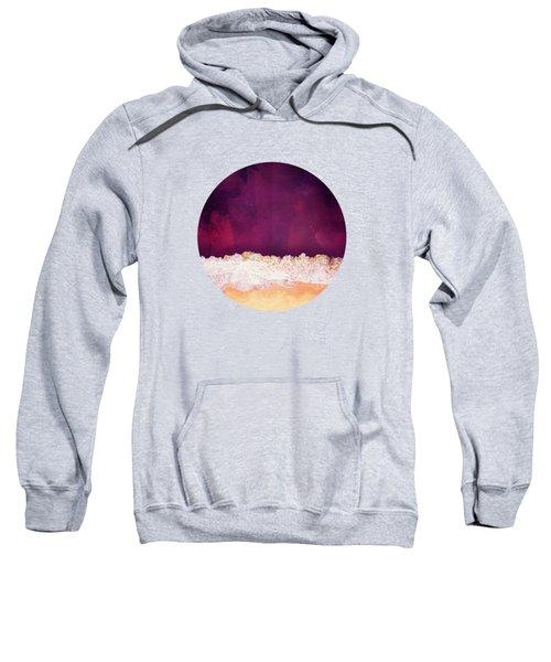 Maroon Ocean Sweatshirt