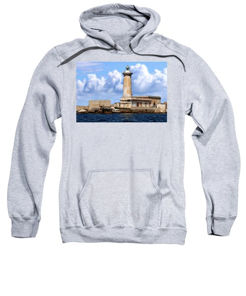 Marsala Lighthouse Sweatshirt