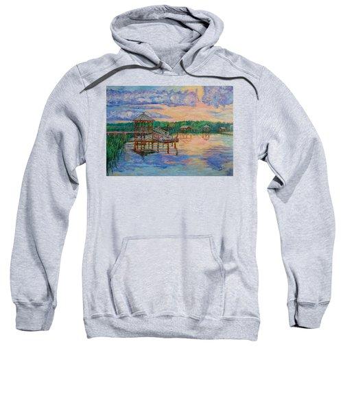 Marsh View At Pawleys Island Sweatshirt