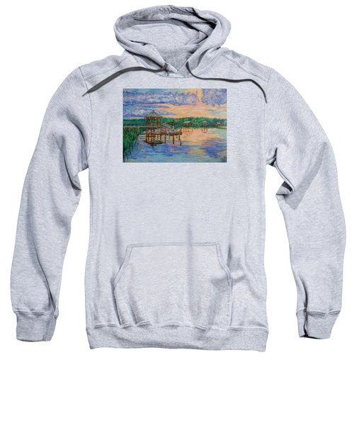 Marsh View At Pawleys Island Sweatshirt
