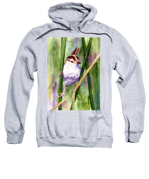 Silver Creek Marsh Wren Sweatshirt