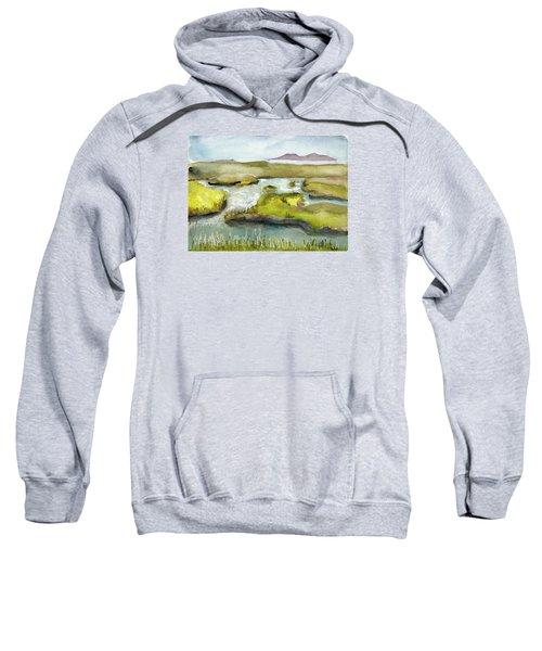 Marshes With Grash Sweatshirt