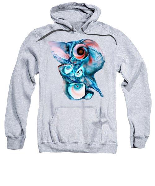 Marshmallow Dragon Sweatshirt