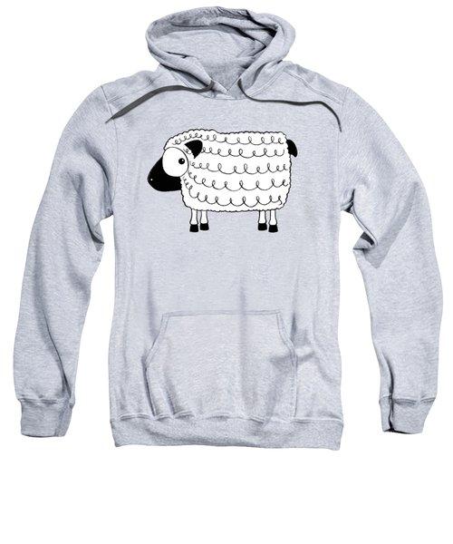 Marshmallow The Sheep Sweatshirt
