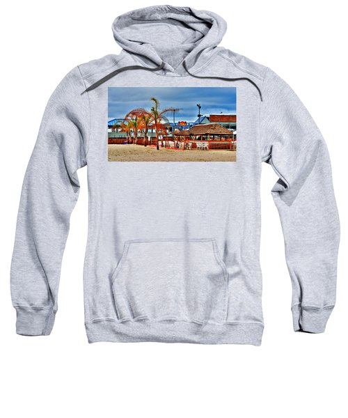 Martells On The Beach - Jersey Shore Sweatshirt
