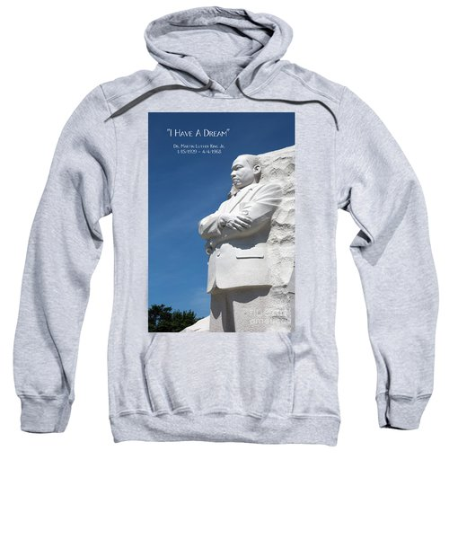 Martin Luther King Jr. Monument Sweatshirt