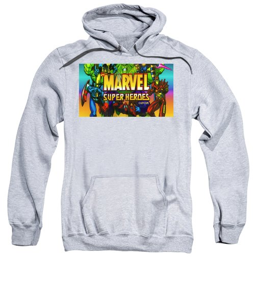 Marvel Super Heroes Sweatshirt