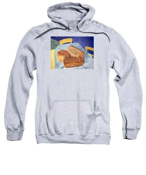 Mary's Bread Sweatshirt