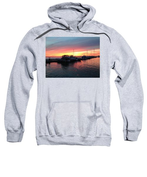 Masts And Steeples Sweatshirt