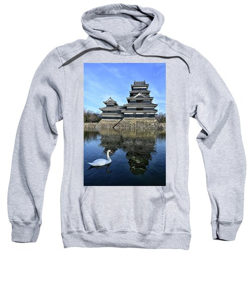 Matsumoto Swan Sweatshirt